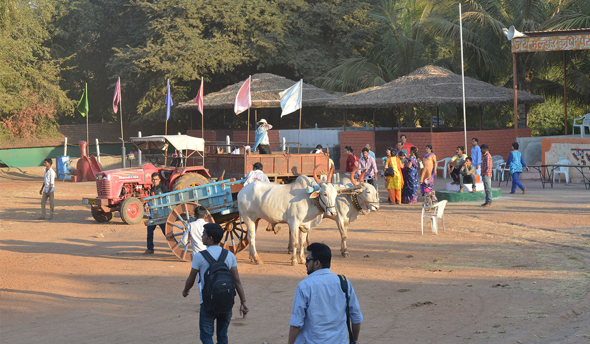 Morachi Chincholi tourist spot near Pune