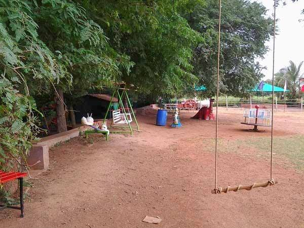 kids park in morachi chincholi